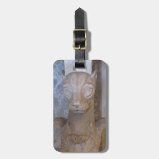 Luggage Tag--Egyptian Cat Bag Tag