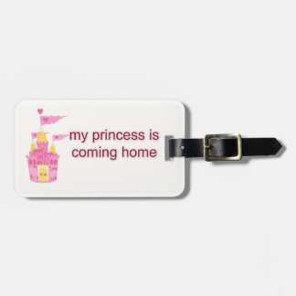 luggage tag for a daughter or a girlfriend