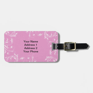 Luggage Tag For Girls