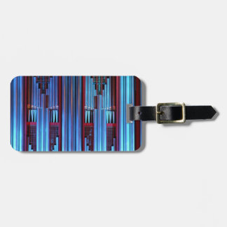 Luggage tag for organists - Christchurch