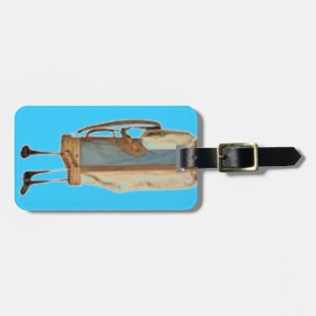 Luggage Tag Golf by creativeconceptss at Zazzle