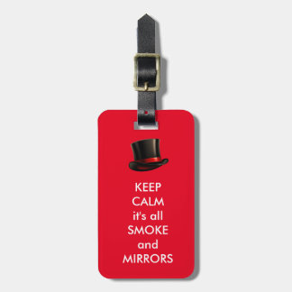 Luggage Tag - Keep Calm 5