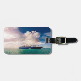Luggage Tag - MV Explorer