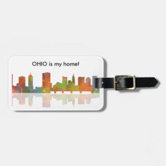 Luggage Tag - Ohio