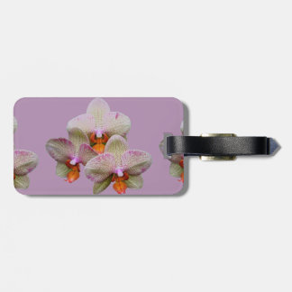 Luggage Tag - Orchid