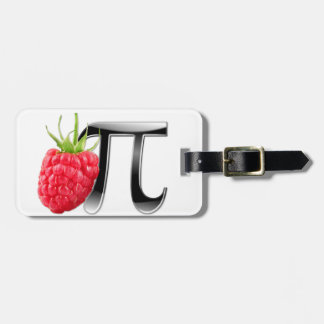 Luggage tag with a Raspberry, Pi