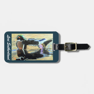 Luggage Tag with Quote - SRF