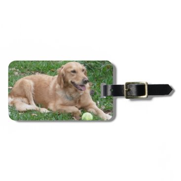 GoldenBeginnings Luggage Tags