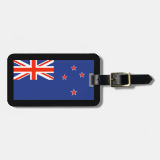 Luggage Tags of New Zealand