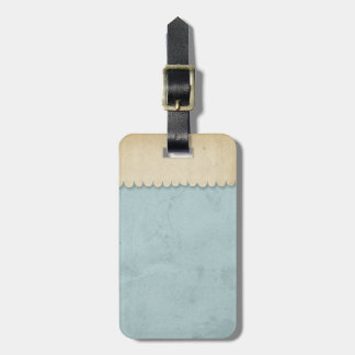 Luggage Tags Pale Colors