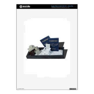 LuggageBeachChairPassports011815.png iPad 3 Skin