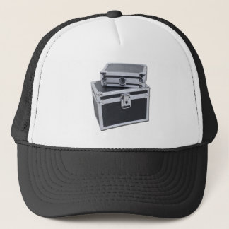 LuggageCaseReinforced011011 Trucker Hat