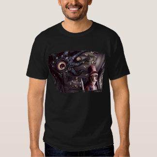 Lugubrian Octopod (dark) T-shirt