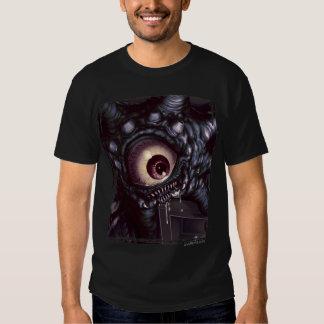 Lugubrian Octopod (dark) Tee Shirt