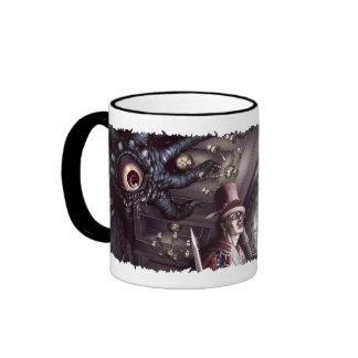 Lugubrian Octopod Mugs