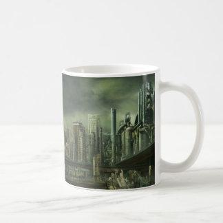 lugubrious city coffee mugs