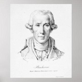 Luigi Boccherini Póster