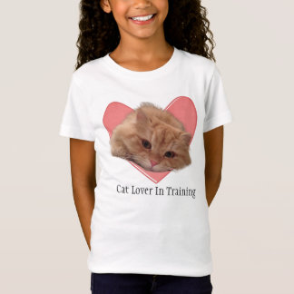 Luigi The Cat Lover In Training T-Shirt