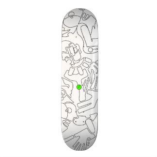 Luiry Bir Skateboard 21 sketch version