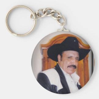Luis Bautista Sifuentes Keychain