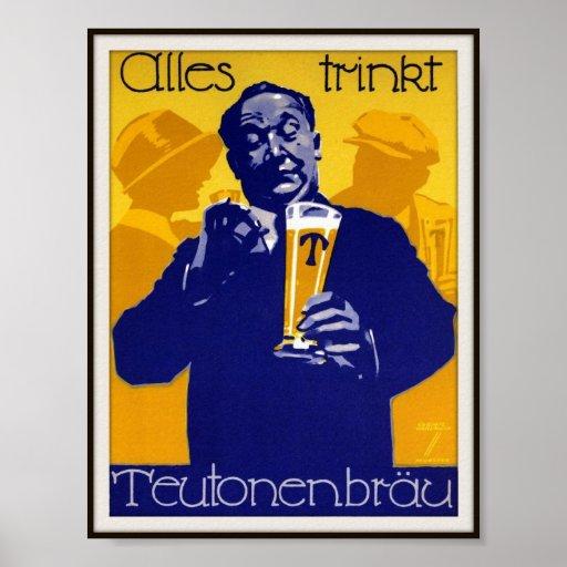 Luis Hohlwein 1912-1925 Impresiones