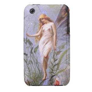 Luis Ricardo Falero: Lily Fairy iPhone 3 Case