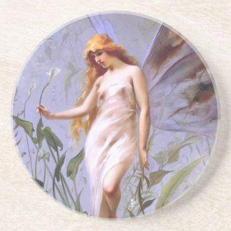 Luis Ricardo Falero: Lily Fairy