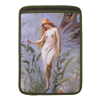 Luis Ricardo Falero: Lily Fairy MacBook Sleeve
