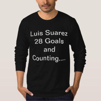 Luis Suarez Shirt