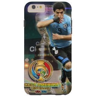 Luis Suarez Tough iPhone 6 Plus Case