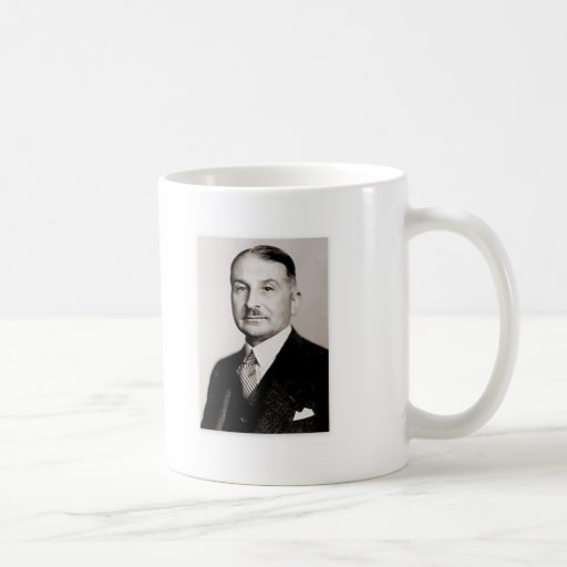 Luis von mises taza de café