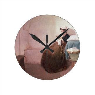 Luisa Sanfelice in Prison Round Clock