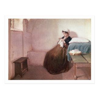 Luisa Sanfelice in Prison Postcard
