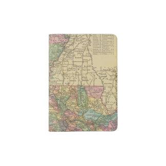 Luisiana 10 porta pasaporte