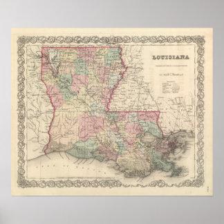 Luisiana 3 impresiones