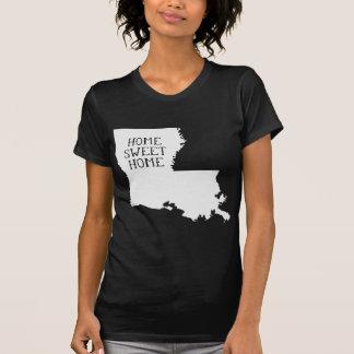 Luisiana casera dulce casera camiseta