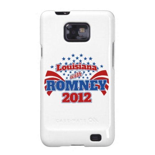 Luisiana con Romney 2102 Samsung Galaxy SII Carcasa