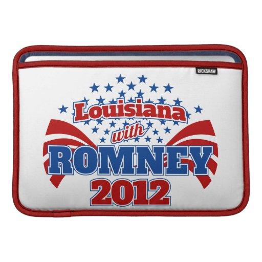 Luisiana con Romney 2102 Fundas Macbook Air