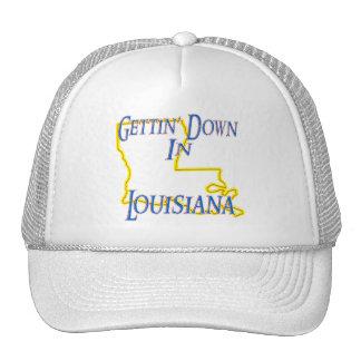 Luisiana - Getting abajo Gorros Bordados