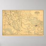 Luisiana meridional poster