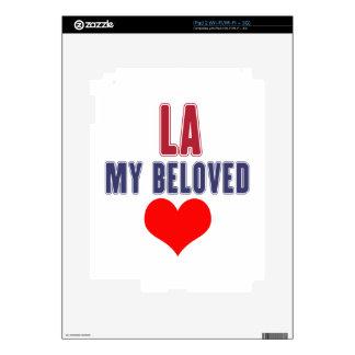 Luisiana mi querido skins para iPad 2