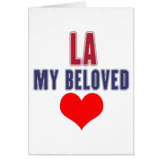 Luisiana mi querido tarjeta de felicitación