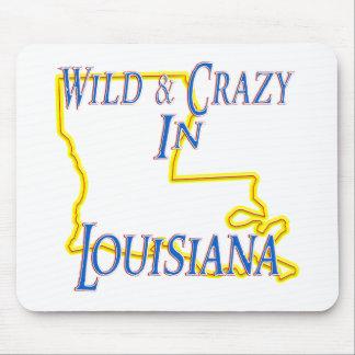 Luisiana - salvaje y loca tapetes de raton