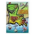 Luisiana Tarjetas Postales