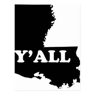 Luisiana Yall Postales