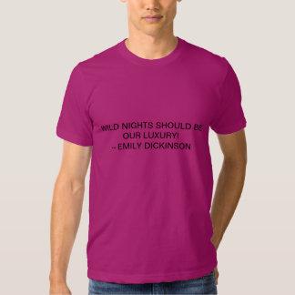 lujo camisas