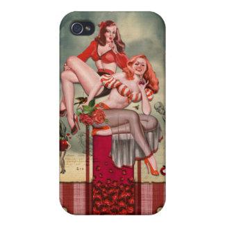 Lujuria - caja de iPod iPhone 4/4S Carcasa