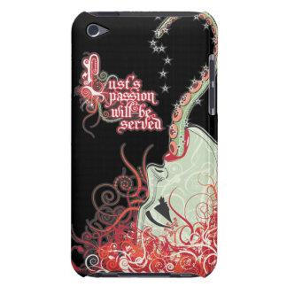 LUJURIA Case-Mate iPod TOUCH CARCASAS