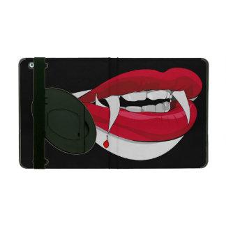Lujuria de la sangre iPad carcasas