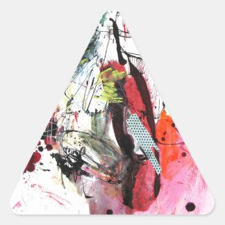 luka triangle sticker
